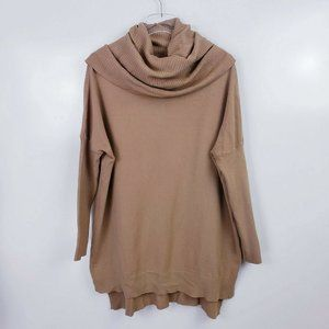 Dreamers Oversized Cowl Neck Sweater Size M/L